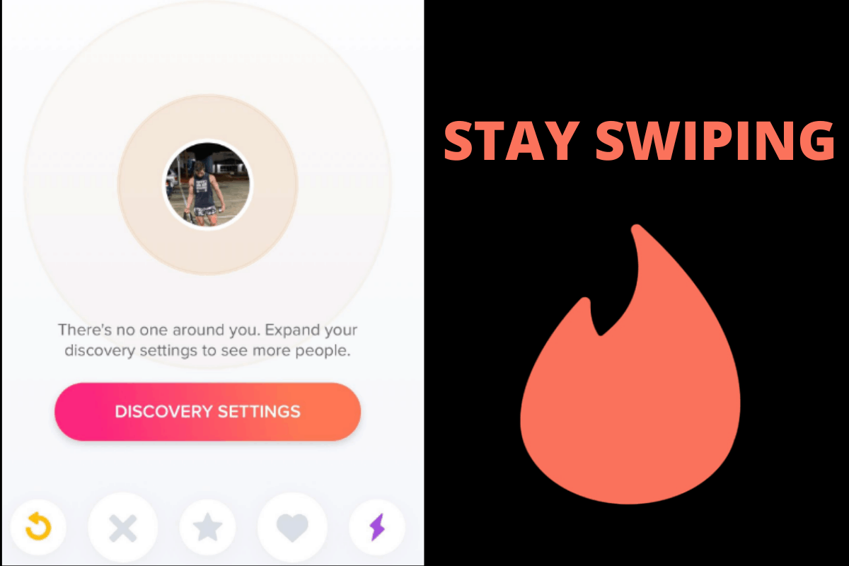 Not people tinder finding Stuck at