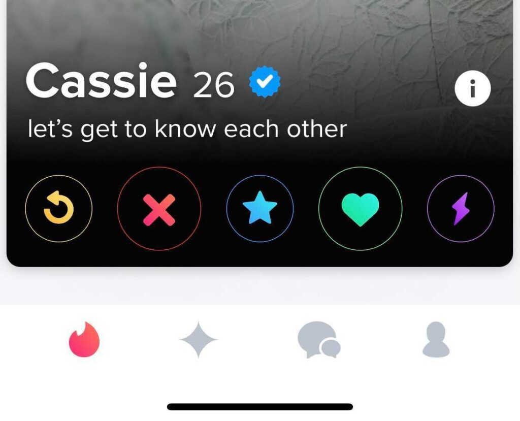 How to super like on Tinder